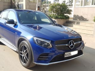 2018 Mercedes-Benz GLC 43 AMG Coupe