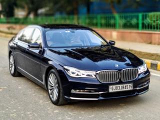 2017 BMW 7 Series 730Ld DPE Signature
