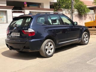 2007 BMW X3 2.5i SAV