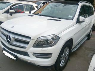 2014 Mercedes-Benz GL-Class 2007 2012 350 CDI Luxury
