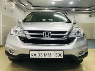 2010 Honda CR-V AT With Sun Roof