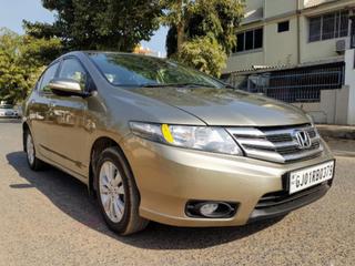 2013 Honda City 1.5 V AT