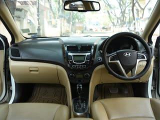 2012 Hyundai Verna 1.6 SX VTVT (O) AT