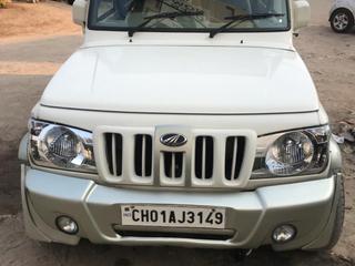 2011 Mahindra Bolero Power Plus SLX