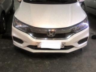 2017 Honda City i-VTEC SV