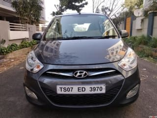 2014 Hyundai i10 Sportz 1.2