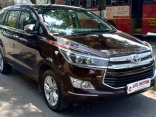2018 Toyota Innova Crysta 2.8 ZX AT