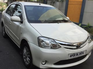 2011 Toyota Etios Liva G Plus