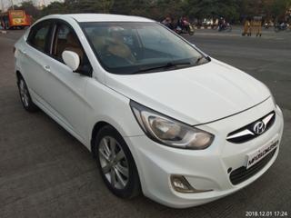 2013 Hyundai Verna 1.6 CRDI