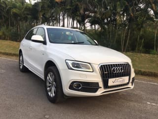 2014 Audi Q5 2.0 TDI Technology