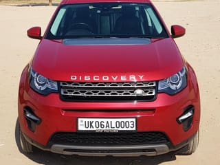 2016 Land Rover Discovery Sport TD4 SE 7S