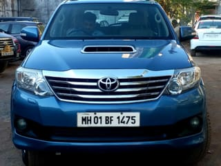2012 Toyota Fortuner 4x2 AT