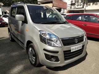 2018 Maruti Wagon R VXI BS IV