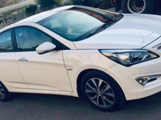 2017 Hyundai Verna 1.6 CRDI AT SX Option