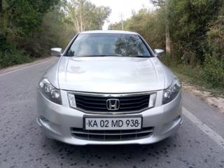 2008 Honda Accord 2.4 A/T