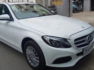 2015 Mercedes-Benz New C-Class C 220 CDI Elegance AT