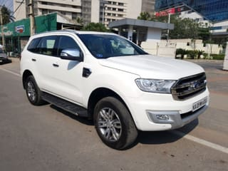 2017 Ford Endeavour 3.2 Titanium AT 4X4