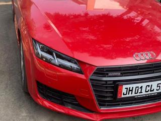 2017 Audi TT 45 TFSI