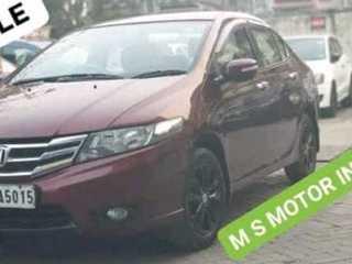 2012 Honda City 1.5 V MT