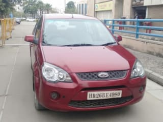 2010 Ford Fiesta 1.6 Duratec EXI