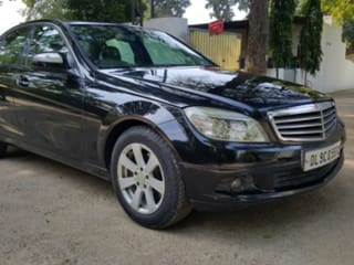 2008 Mercedes-Benz New C-Class 200 Kompressor