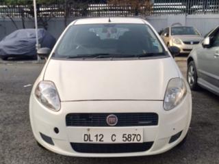 2011 Fiat Grande Punto Active (Diesel)