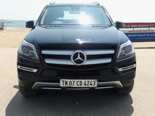 2015 Mercedes-Benz GL-Class 2007 2012 350 CDI Luxury