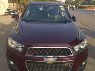 2013 Chevrolet Captiva 2.2 LTZ AWD