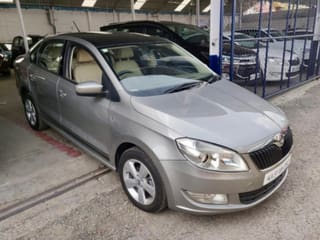 2015 Skoda Rapid 1.5 TDI AT Style Plus
