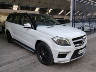 2014 Mercedes-Benz GL-Class 2007 2012 350 CDI Luxury