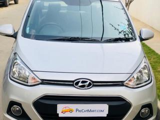 2014 Hyundai Xcent 1.2 Kappa AT SX Option