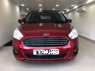 2017 Ford Figo 2015-2019 1.5D Titanium Plus MT