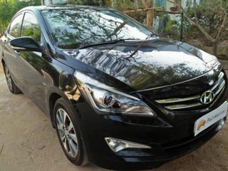 2017 Hyundai Verna 1.6 SX VTVT AT