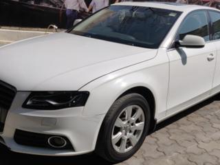 2011 Audi A4 2.0 TDI Multitronic