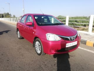 2014 Toyota Etios GD Safety