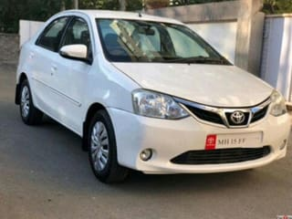 2016 Toyota Etios 1.4 VD