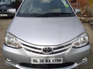 2013 Toyota Etios Liva G SP
