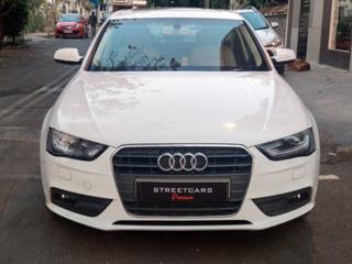 2015 Audi A4 35 TDI Premium