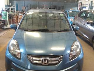2015 Honda Amaze S i-Vtech