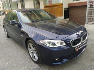 2015 BMW 5 Series 2013-2017 530d M Sport