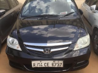 2008 Honda City ZXi AT