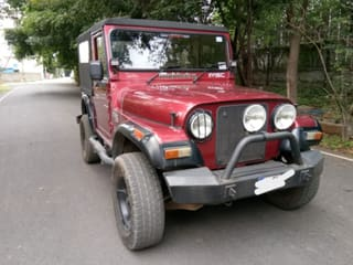 Used Mahindra Thar Diesel Cars in India - 51 Second Hand Cars for