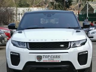 2015 Land Rover Range Rover Evoque 2.2L Dynamic
