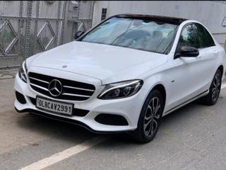 2018 Mercedes-Benz New C-Class Progressive C 200