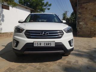2017 Hyundai Creta 1.6 CRDi AT SX Plus