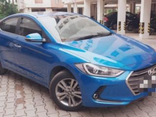 2019 Hyundai Elantra 1.6 SX