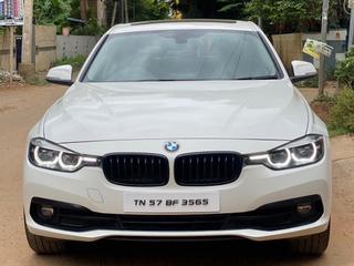 2018 BMW 3 Series 320d Luxury Line Plus