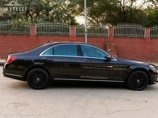 2014 Mercedes-Benz S-Class S 500 Coupe