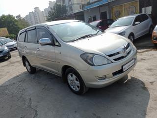 2008 Toyota Innova 2.5 G (Diesel) 7 Seater BS IV