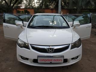 2011 ಹೋಂಡಾ ಸಿವಿಕ್ 1.8 ಸಿವಿಕ್ ವಿ MT